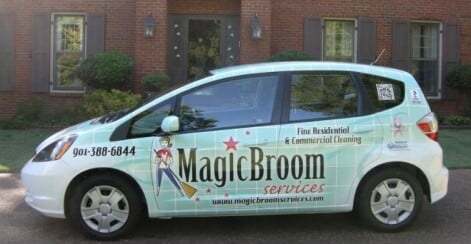 Our Mission Magic Broom Services